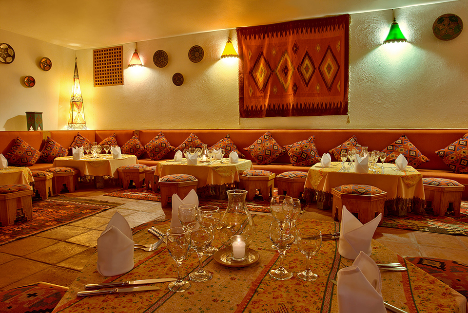 Restaurants in Huatulco
