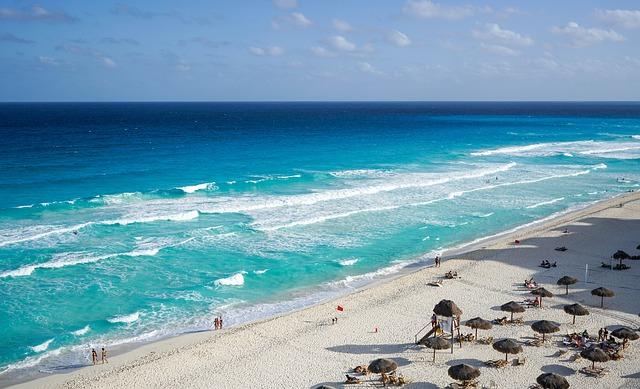 Top 5 mejores hoteles en Cancún