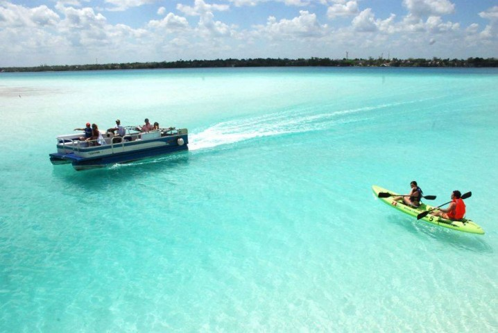 Xeen 7 days tour in cancun…