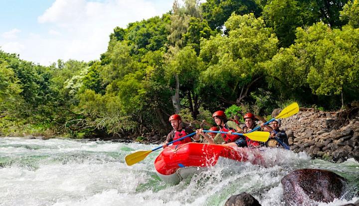 Jalcomulco Veracruz Rafting